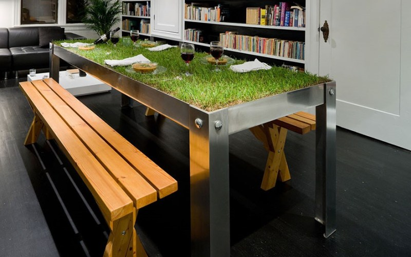 Incredible table designs for your dining room renovations
