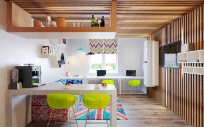 10 ideas to redo the ceilings in your home